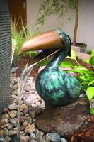 Image Brass Toucan Spitter by Aquascape
