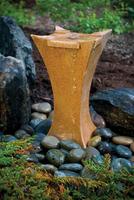Image Quadruple Spillway Fountain by Aquascape
