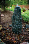 Fractured Basalt Column Fountain Only-98866