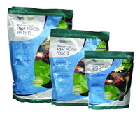 Image Premium Staple Fish Food Pellets by Aquascape