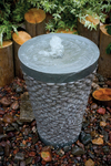Round Pebble Fountain - 98937