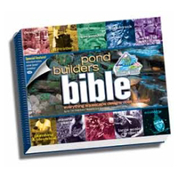 Image Contractor's Pond Builder's Bible - By Aquascape Inc