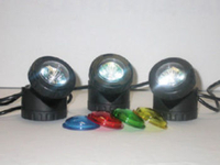 Image Power Beam Low Voltage Halogen Lights by Alpine