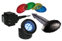 Image Luminosity Power Beam LED Lights from Alpine