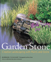 Image Garden Stone by Barbara Pleasant
