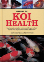 Image Manual of Koi Health by Tony Pitham and Keith holmes