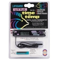 Image Little Time or Temp Digital Clock/Thermometer by Lifegard Aquatic