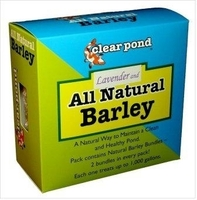 Image All Natural Barley Bundles by Clear Pond