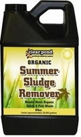 Image Organic Summer Sludge Remover by Clear Pond