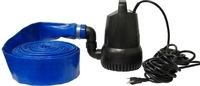 Image Pump Clean-out/De-Watering Kit