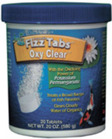 Image Pond Fizz Tabs Oxy Clear by Jungle