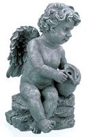 Image Angel, Sitting Spitter