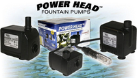 Image Power Head Pumps by Alpine