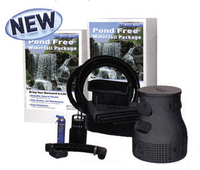 Image Savio Pond Free Waterfall Package