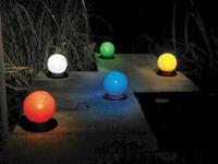 Image Chameleon - Color Changing Solar Globelight