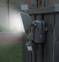 Image Solar Security Light - 10 Watt Halogen