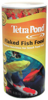 Image TetraPond Flaked Fish Food