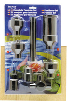 Image Tetra Universal 5-Pattern Fountain Set