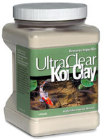 Image UltraClear Koi Clay- 4 LBS