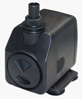 Image 210 GPH Low Voltage Submersible Pump by FountainPro