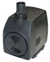 Image 245 GPH Low Voltage Submersible Pump by FountainPro
