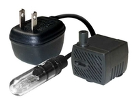 Image 55 GPH Submersible Pump by FountainPro