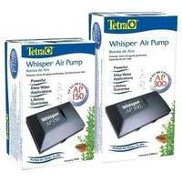 Image Tetra Whisper 150 & 300 Air Pumps