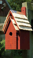Image Bluebird Manor Birdhouse by Heartwood