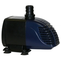 Image Hybrid-Powered 280 GPH Garden Pump