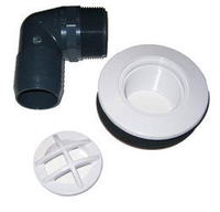 Image Bottom Drain Kit for PondMaster Pressure Filters