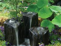 Image Column Fountains