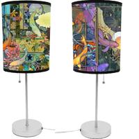 Image Koi Lamps by Joyce McAdams