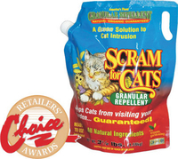 Image Scram for Cats Granular Repellent by Epic Repellents