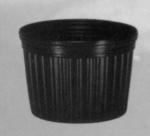 Image Ribbed Blow Mold Container for Pond Plants