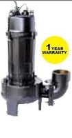 Image CVS Single Phase Cast Iron Submersible Pump by ShinMaywa