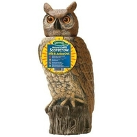 Image Solar Activated Owl Decoy
