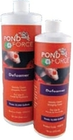 Image Defoamer by Pond Force