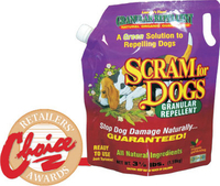 Scram For Dogs Granular Repellent By Epic Repellents
