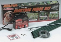 Image Above Ground Electric Fence Kit by Fi-Shock