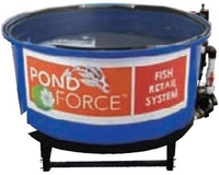 Image Fish Retail System by Pond Force