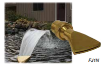 Image Bronze Fan Jet Nozzles by EasyPro Pond Products