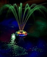Image Underwater Light Show & Fountain