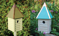 Image Gatehouse Birdhouse by Heartwood