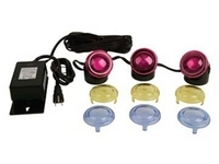 Image Triple Light Set by TetraPond