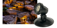 Image Warm White LED Pond Lights