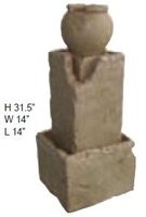 Image Natural Stone Column by Beckett