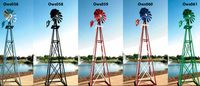 Image Outdoor World Solutions Aeration Windmills