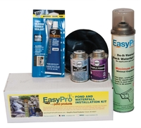 Image Waterfall Installation Kit by EasyPro Pond Products