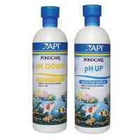 Image pH Down and pH UP by PondCare