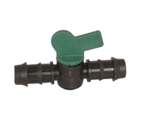 Image Barbed Ball Valve - 1/2
